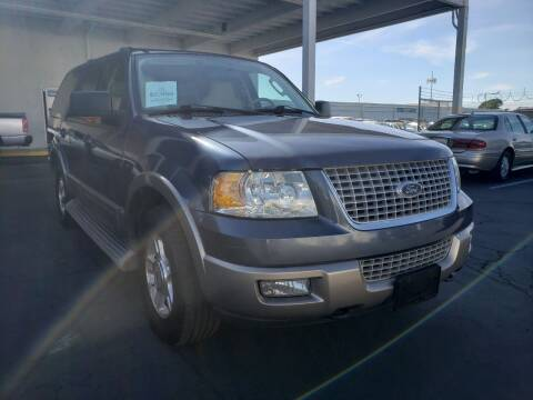 2003 Ford Expedition for sale at Express Auto Sales in Sacramento CA