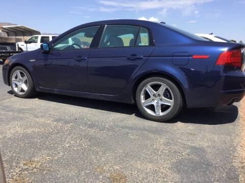 2005 Acura TL for sale at SPEND-LESS AUTO in Kingman AZ