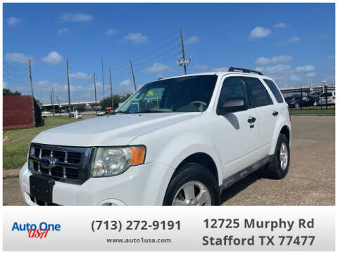 2011 Ford Escape for sale at Auto One USA in Stafford TX