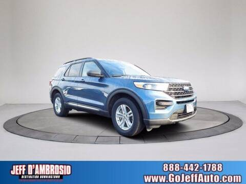2020 Ford Explorer for sale at Jeff D'Ambrosio Auto Group in Downingtown PA