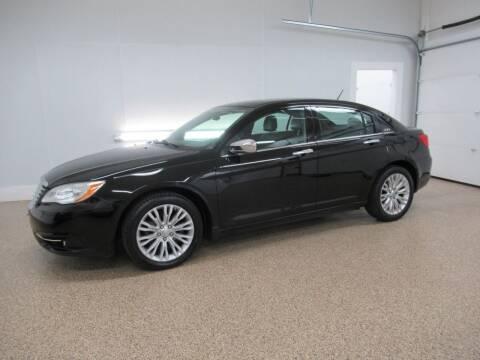 2014 Chrysler 200 for sale at HTS Auto Sales in Hudsonville MI