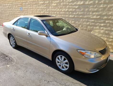 2002 Toyota Camry for sale at Cars To Go in Sacramento CA