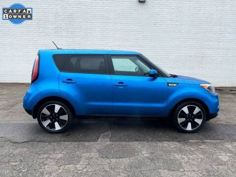 2019 Kia Soul for sale at Smart Chevrolet in Madison NC