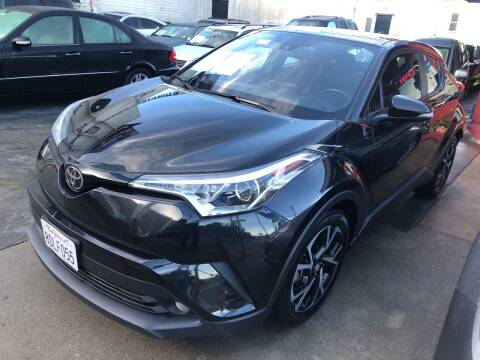 2018 Toyota C-HR for sale at Excelsior Motors , Inc in San Francisco CA