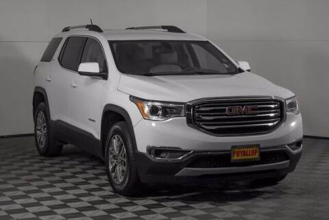 2019 GMC Acadia for sale at Chevrolet Buick GMC of Puyallup in Puyallup WA