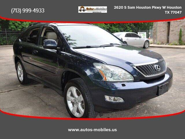 2004 Lexus RX 330 for sale at AUTOS-MOBILES in Houston TX
