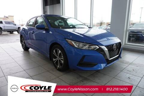 2020 Nissan Sentra for sale at COYLE GM - COYLE NISSAN - Coyle Nissan in Clarksville IN