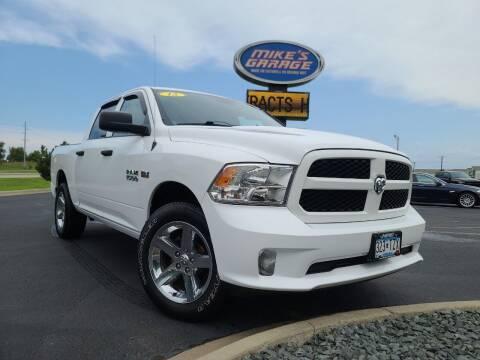 2015 RAM Ram Pickup 1500 for sale at Monkey Motors in Faribault MN