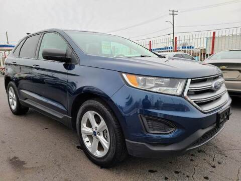2017 Ford Edge for sale at Julian Auto Sales, Inc. - Number 1 Car Company in Detroit MI