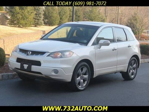 2007 Acura RDX for sale at Absolute Auto Solutions in Hamilton NJ