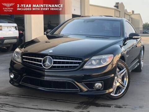 2009 Mercedes-Benz CL-Class for sale at European Motors Inc in Plano TX