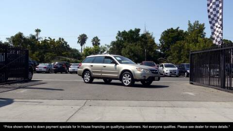 2008 Subaru Outback for sale at Westland Auto Sales in Fresno CA
