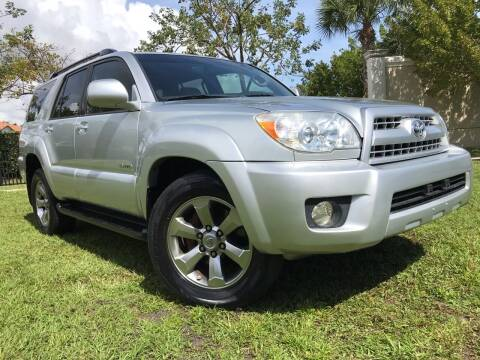 2006 Toyota 4Runner for sale at Kaler Auto Sales in Wilton Manors FL