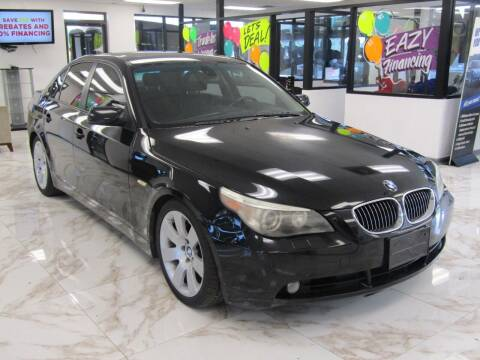 2006 BMW 5 Series for sale at Dealer One Auto Credit in Oklahoma City OK