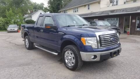 2011 Ford F-150 for sale at Motor House in Alden NY