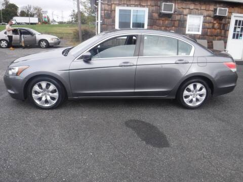 2010 Honda Accord for sale at Trade Zone Auto Sales in Hampton NJ