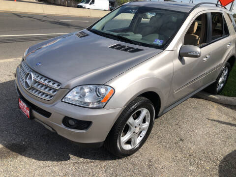 2008 Mercedes-Benz M-Class for sale at STATE AUTO SALES in Lodi NJ