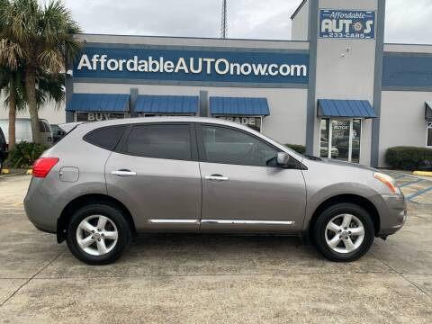 2013 Nissan Rogue for sale at Affordable Autos in Houma LA