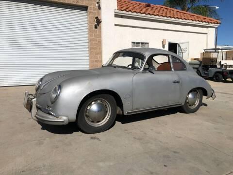 1957 Porsche 356 for sale at HIGH-LINE MOTOR SPORTS in Brea CA