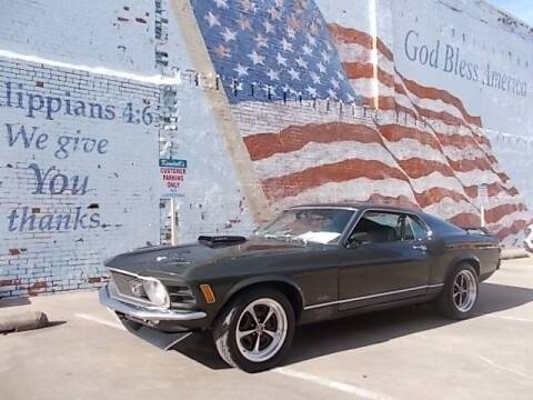 1970 Ford Mustang for sale at LARRY'S CLASSICS in Skiatook OK