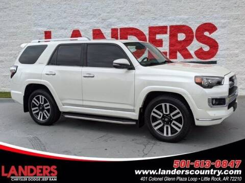 2019 Toyota 4Runner for sale at The Car Guy powered by Landers CDJR in Little Rock AR