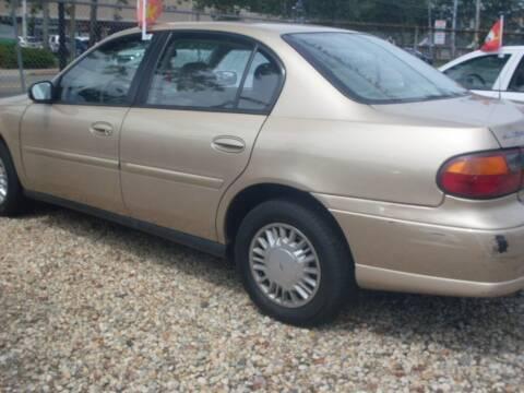 2003 Chevrolet Malibu for sale at Flag Motors in Islip Terrace NY