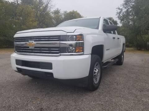 2015 Chevrolet Silverado 2500HD for sale at Empire Auto Remarketing in Shawnee OK