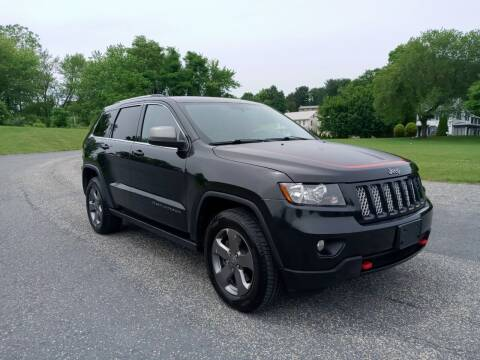 2013 Jeep Grand Cherokee for sale at PMC GARAGE in Dauphin PA
