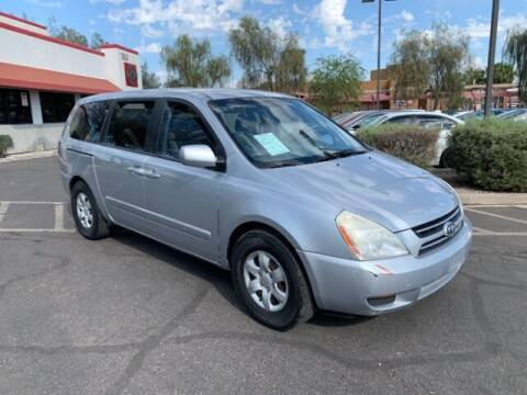 2006 Kia Sedona for sale at Brown & Brown Wholesale in Mesa AZ