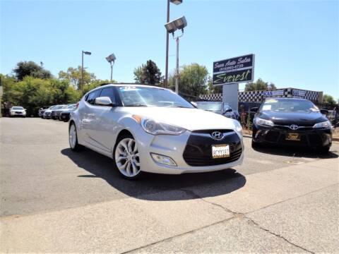 2012 Hyundai Veloster for sale at Save Auto Sales in Sacramento CA
