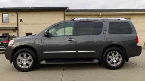 2012 Nissan Armada for sale at Prudential Auto Leasing in Hudson OH