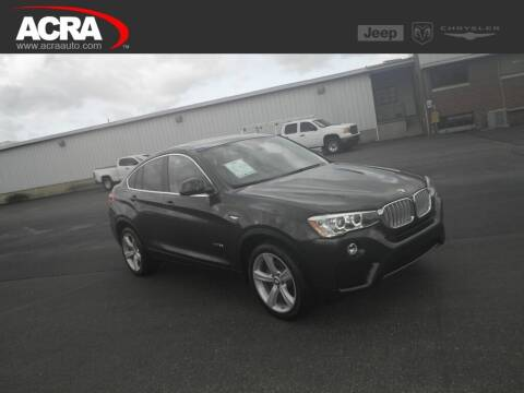 2015 BMW X4 for sale at BuyRight Auto in Greensburg IN