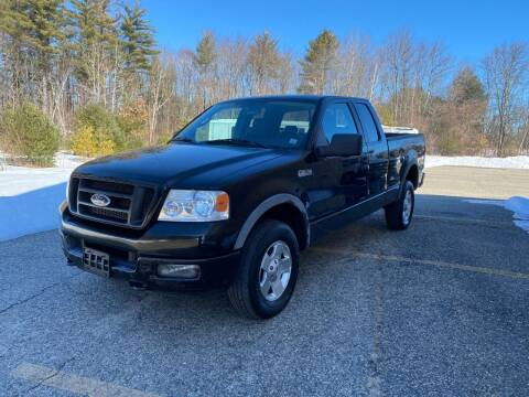2005 Ford F-150 for sale at Cars R Us Of Kingston in Kingston NH