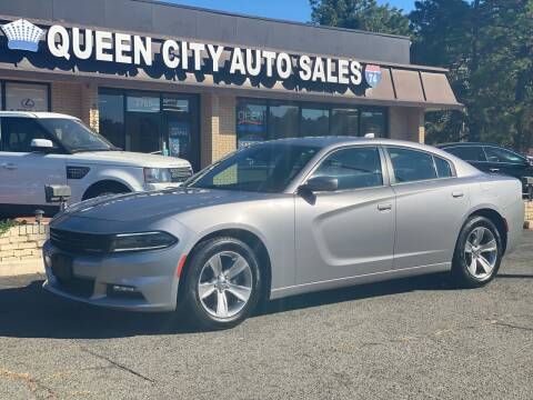 2016 Dodge Charger for sale at Queen City Auto Sales in Charlotte NC