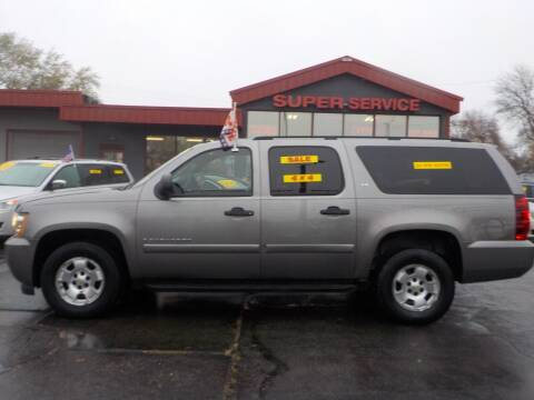 2009 Chevrolet Suburban for sale at Super Service Used Cars in Milwaukee WI