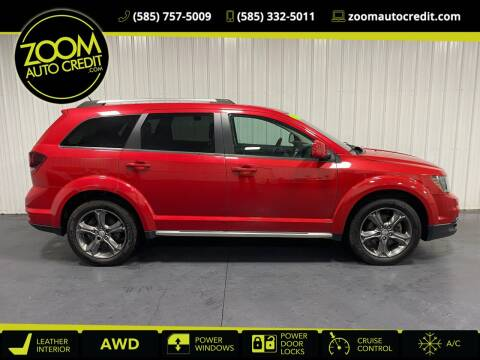 2014 Dodge Journey for sale at ZoomAutoCredit.com in Elba NY