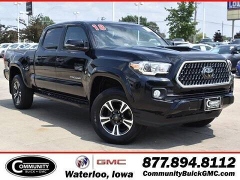 2018 Toyota Tacoma for sale at Community Buick GMC in Waterloo IA