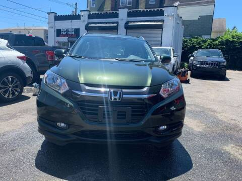 2018 Honda HR-V for sale at Buy Here Pay Here Auto Sales in Newark NJ