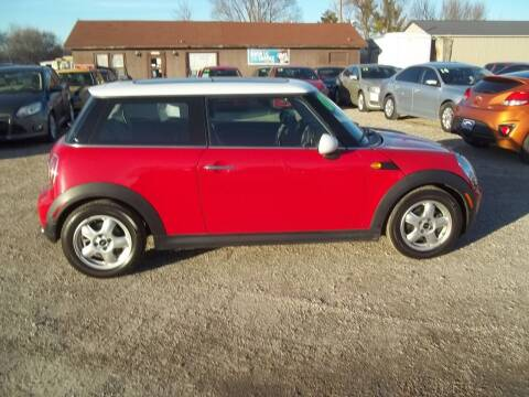 2007 MINI Cooper for sale at BRETT SPAULDING SALES in Onawa IA