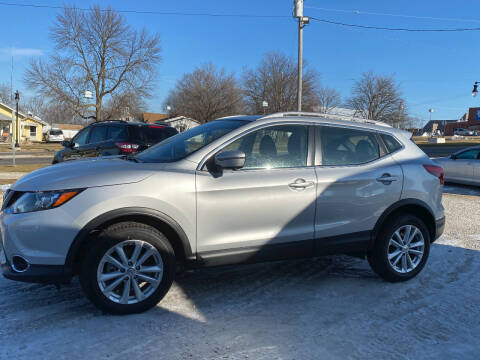 2017 Nissan Rogue Sport for sale at J2 WHEELS UNLIMITED in Griggsville IL