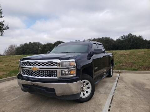 2014 Chevrolet Silverado 1500 for sale at Laguna Niguel in Rosenberg TX