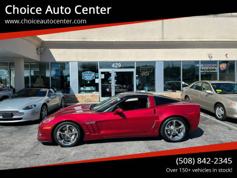 2013 Chevrolet Corvette for sale at Choice Auto Center in Shrewsbury MA