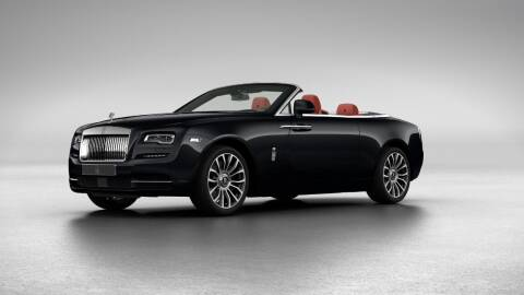2021 Rolls-Royce Dawn for sale at Bespoke Motor Group in Jericho NY