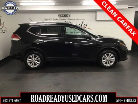 2016 Nissan Rogue for sale at Road Ready Used Cars in Ansonia CT