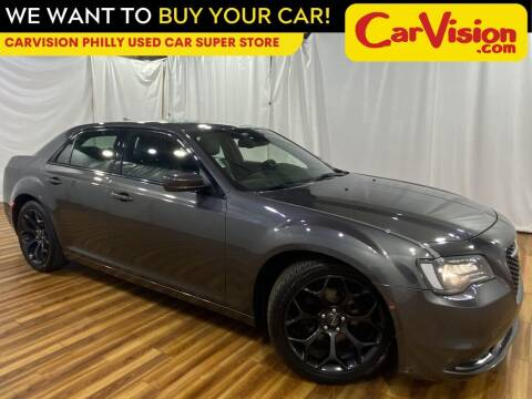 2019 Chrysler 300 for sale at Car Vision Mitsubishi Norristown - Car Vision Philly Used Car SuperStore in Philadelphia PA