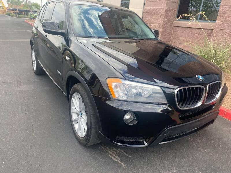 2013 BMW X3 for sale in Tempe, AZ