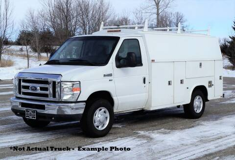 2012 Ford E-Series Chassis for sale at KA Commercial Trucks, LLC in Dassel MN