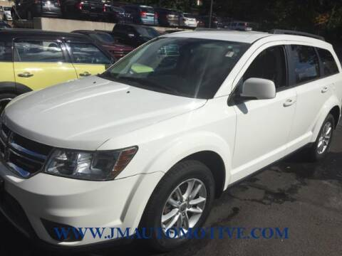 2015 Dodge Journey for sale at J & M Automotive in Naugatuck CT