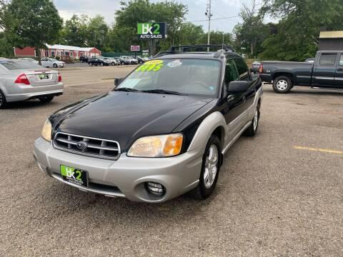 2003 Subaru Baja for sale at BK2 Auto Sales in Beloit WI