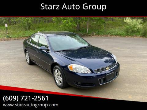 2008 Chevrolet Impala for sale at Starz Auto Group in Delran NJ